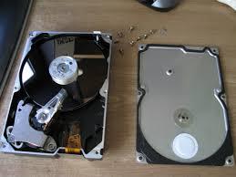 Восстановление разделов жесткого диска