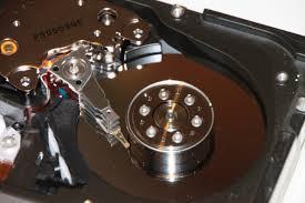 Восстановление внешнего диска