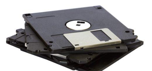Восстанавливаем данные с дискеты
