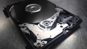 Восстановление файлов с жесткого диска
