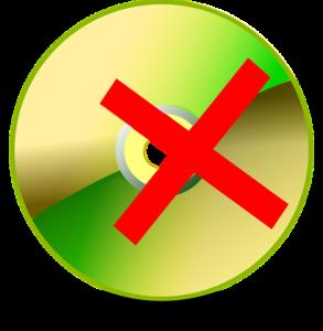 Восстановление данных с поврежденных dvd
