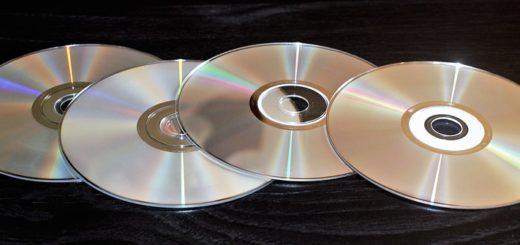 Восстановление двд дисков