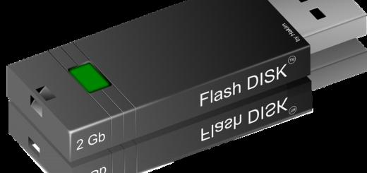 Восстановление данных со съемного диска
