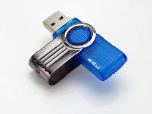 Восстановление данных с флеш диска