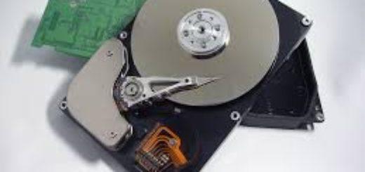 Восстановление внешнего жесткого диска