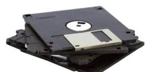 Восстановление данных с дискеты