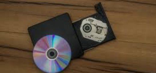 Восстановление cd и dvd дисков