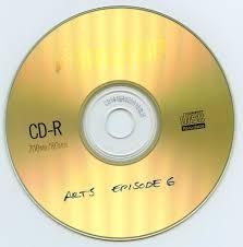 Восстановление файлов cdr