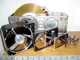 Восстановление поврежденных дисков