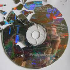 Восстановление информации с cd
