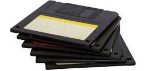 Восстановление файлов с дискеты