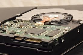 Восстановление файлов с жесткого диска при механических повреждениях
