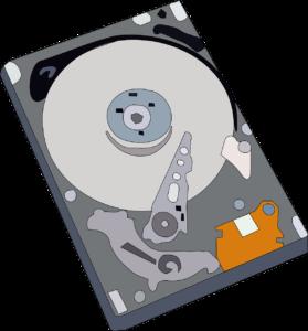 Восстановление данных с винчестера