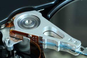 Восстановление съемного диска